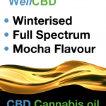 Winterised Cannabis Oil