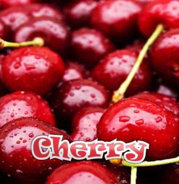 Cherry - 10ML Qcigs E-Liquids (PG)