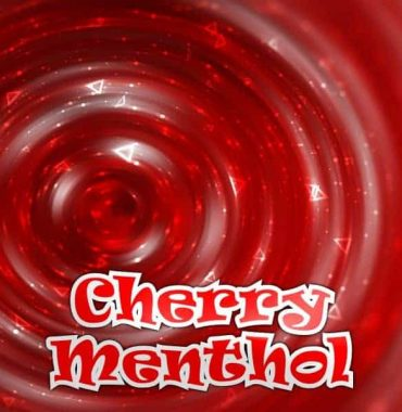 Cherry Menthol - 10ML Qcigs E-Lliquid (PG)