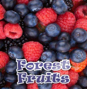 Forest Fruits - 10ML Qcigs E-Liquids (PG)