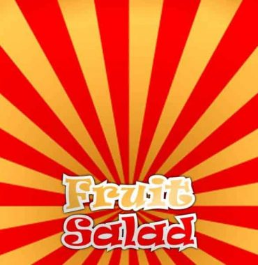 Fruit Salad - 10ML Qcigs E-Liquid (PG)