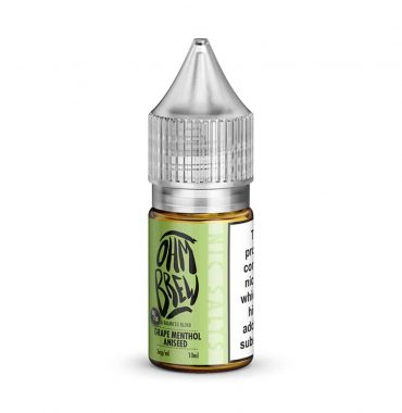 Grape Menthol Aniseed-OHM Brew