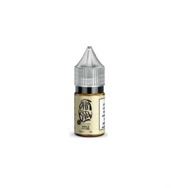 Vanilla Custard-OHM Brew Nic Salt