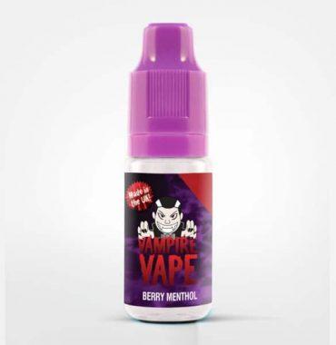 Berry Menthol - Vampire Vapes