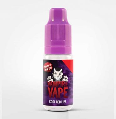 Cool Red Lips - Vampire Vapes