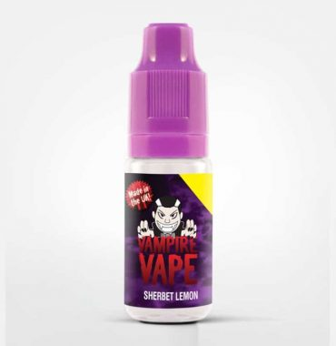 Sherbert Lemon - Vampire Vapes